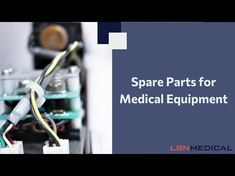 Spareparts for Medical Equipment - Toshiba Parts and Coils