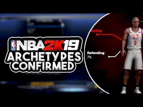 Mike Wang CONFIRMS Archetypes NBA 2K19! NBA 2K19 NEWS & LEAKS!