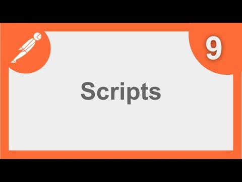 POSTMAN BEGINNER TUTORIAL 9 💡 How to create Quick Scripts