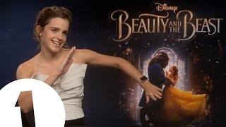 Emma Watson on Beauty and the Beast dancing: