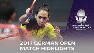 2017 German Open Highlights: Kazuhiro Yoshimura vs Yomar Gonzalez (Qual)