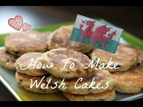 How To Make Welsh Cakes!