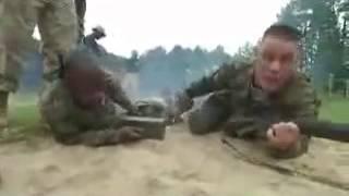 John Cena tries Marines bootcamp