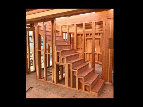 How to Build a Staircase by CoKnowPro (YouTube)