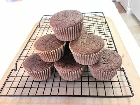 Moist and Delicious Chocolate Cupcakes Step-by-Step