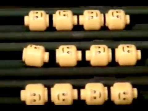 How Lego Builds Minifigs
