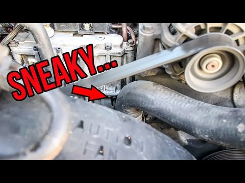 How To Find The Source Of An Oil Leak On A Ford F350 7.3 Diesel