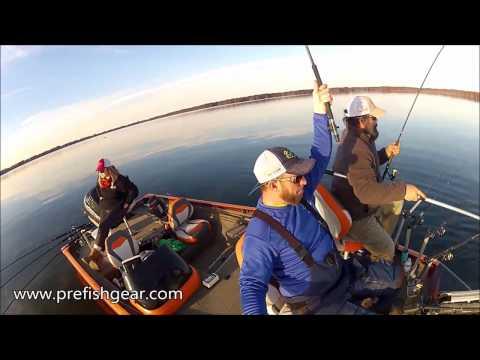 Crappie fishing Reelfoot Lake 2016 Destinationcrappie.com