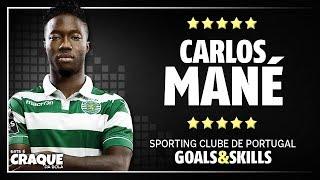 CARLOS MANÉ ● Sporting CP ● Goals & Skills