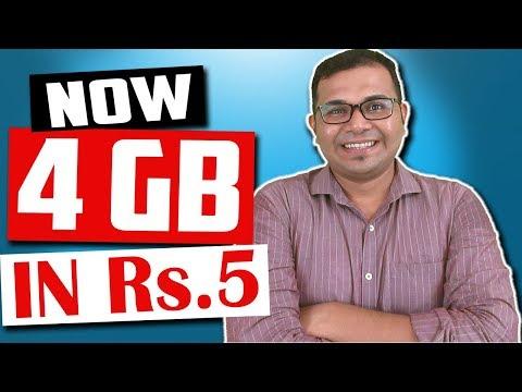 9 Plans From Airtel ₹5, ₹8, ₹15, ₹40, ₹60, ₹149, ₹199, ₹295, ₹349, ₹399 | जियो की बोलती बंद