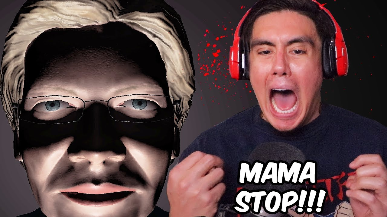 When Mom Says You're Grounded, The Jumpscares Start Hitting Harder Than Her Belt (Free Random Games)