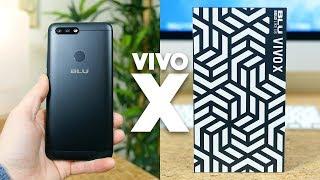 Vivo X Review: BLU