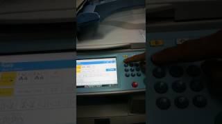 Error code SC553 rest RICOH Aficio MP3350/MP2550/MP2591/MP3391