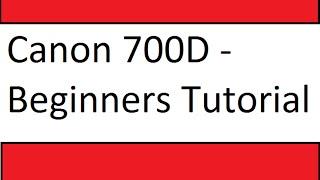 Canon EOS 700D / EOS Rebel T5i DSLR Full Unboxing & Review | Daikhlo