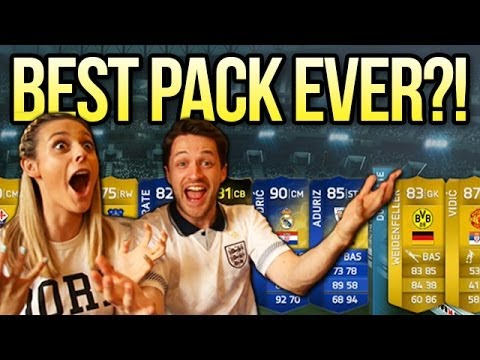 BEST PACK OPENING EVER? 3 TOTS IN 1 PACK?! - Fifa 14 Ultimate Team