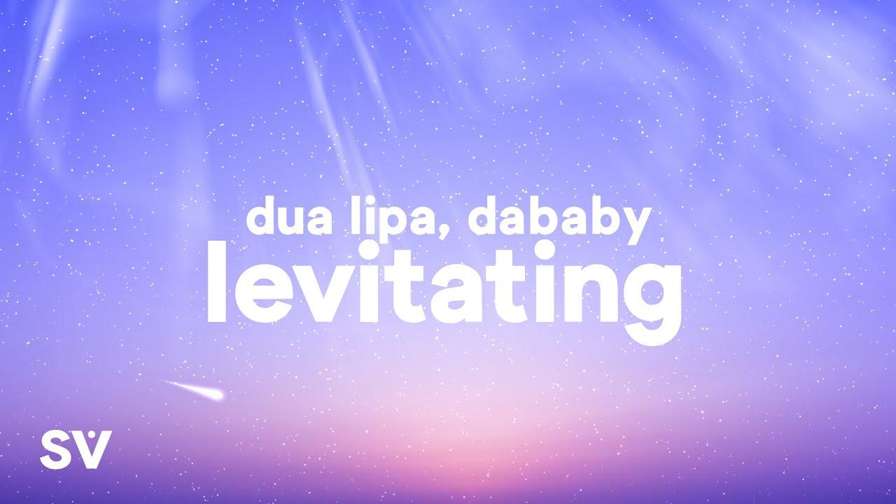 "Dua Lipa, DaBaby - Levitating """