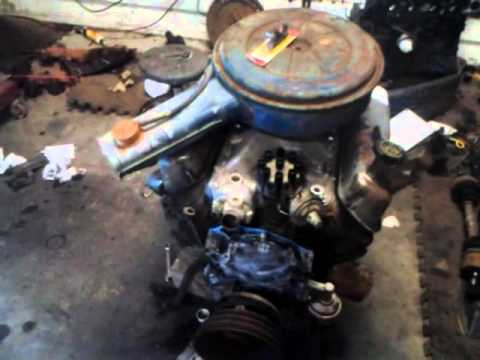 Ranchero update, parts washer, and a secret project