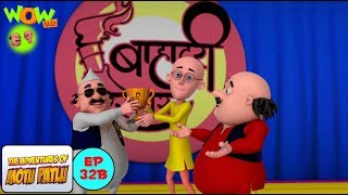 Hero Se Zero - Motu Patlu in Hindi - 3D Animation Cartoon for Kids