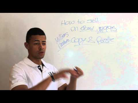 How To Sell On eBay   How To Successfully Sell Anything On eBay