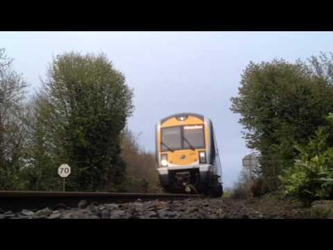 Belfast train
