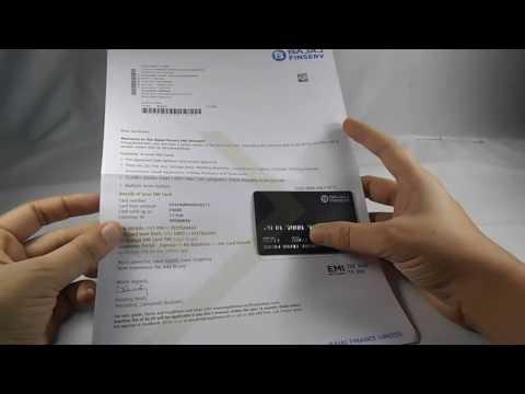 Bajaj finance emi card details | How bajaj finance emi card look like