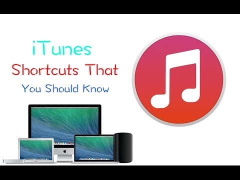9 Essential iTunes Keyboard Shortcuts
