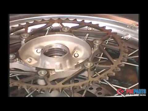 How to: Pivot Works rear wheel bearing installation