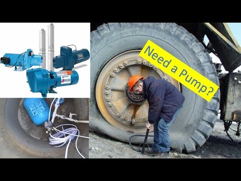 The Best Well Pumps for  Inverters and Small Generators.