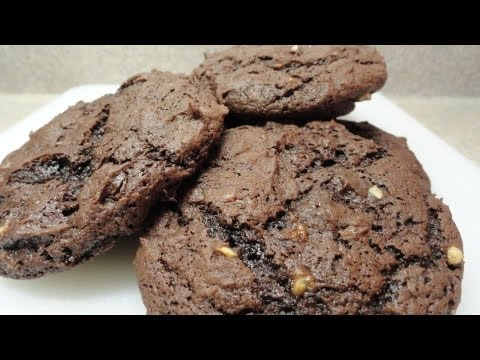 Recipes Using Cake Mixes #19: Chocolate Fudge Banana Cookies