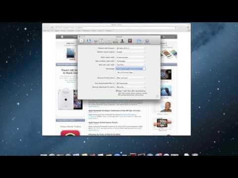 Activer les cookies pour Safari sur Mac
