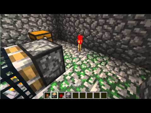 Can You Move Spawners With Pistons In Minecraft Or Will The World Blow Up???????