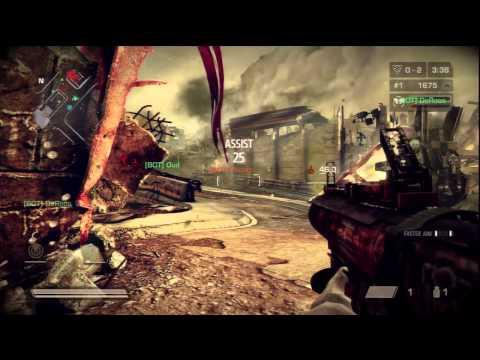 Killzone 3 Warzone Gameplay - Cornith Highway 1/4