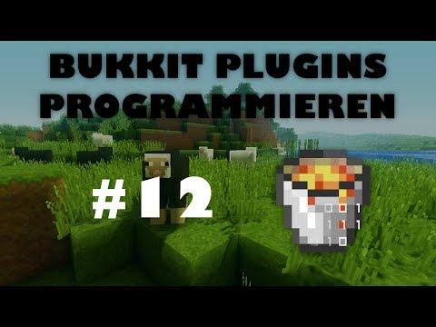 Minecraft Bukkit Plugins programmieren #12 - Teleportation (Home/Warp)