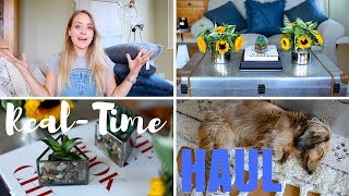 Real-Time HOMEWARE Haul! Fleur De Force (Ad)