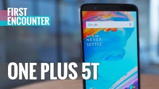 OnePlus 5T First Encounter and Unboxing