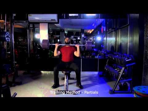 Training Method - Partials