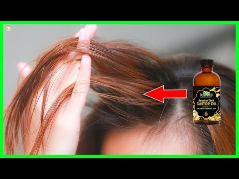 Castor Oil For Hair Growth - How To Use It? | Best Home Remedies
