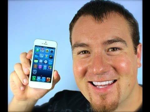 The New IPHONE 5 and IOS 6 FEATURES