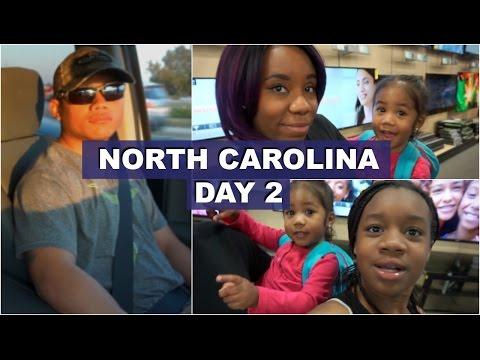 NORTH CAROLINA Day 2 {ARMY FAMILY LIVING IN FORT BRAGG, NORTH CAROLINA}