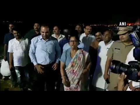 CM Raje inaugurates Mundari and Nagaoniya bridge in Jhalawar
