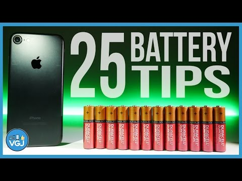25 iOS 11 Battery Saving Tips For Your iPhone and iPad
