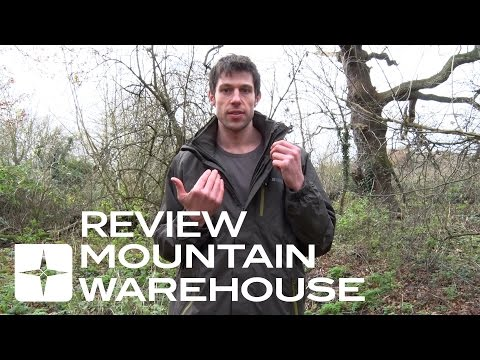 Mountain Warehouse Review: Bracken Extreme 3 in 1 Mens Waterproof Jacket