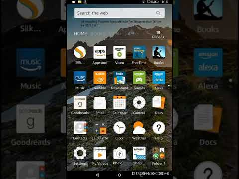 How to install apk in kindle fire 5th gen 5.6.0.0