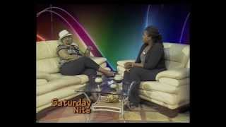 TAIWO AJAYI LYCETT BRINGS ALL TO TEARS WHILE SHARING HER LIFE EXPERIENCES WITH THECLA WILKIE...
