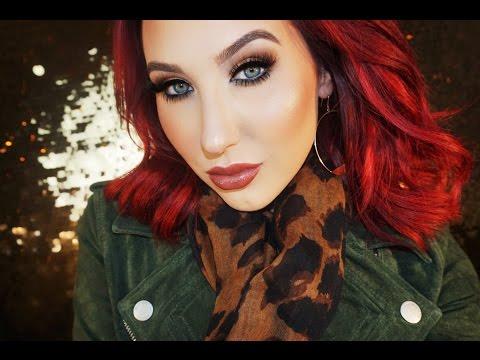 Fall Makeup Look | Morphe X KathleenLights Palette