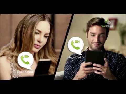 WeChat Mexico: Using Video Call to Sing your Favorite Ballad