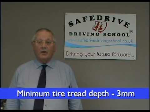 Safedrive 'snows best - Tips for driving in snow and ice UK