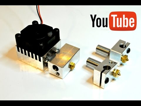 Chimera & Cyclops: E3D's Solution to Dual Extrusion