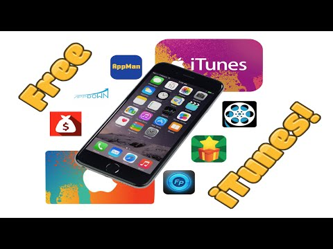 Top 6 Apps That Give You FREE iTunes GIFT CARDS | How to Get Free iTunes!