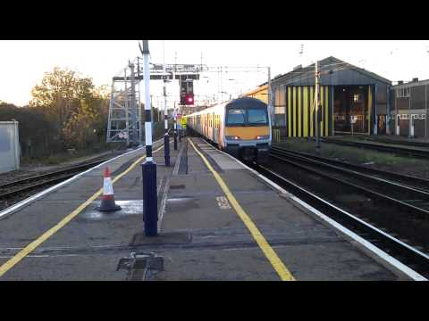 3x321 at Colchester North